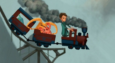 Our videos of Broken Age