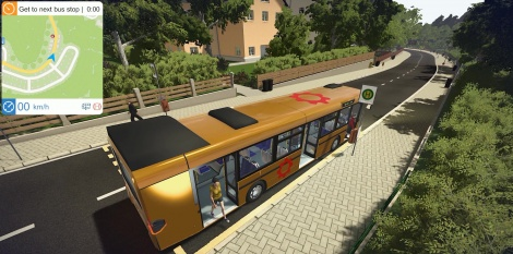 Our videos of Bus Simulator 16