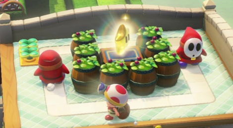 Our videos of Captain Toad