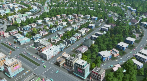 Our videos of Cities: Skylines