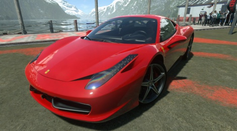 Our videos of DRIVECLUB