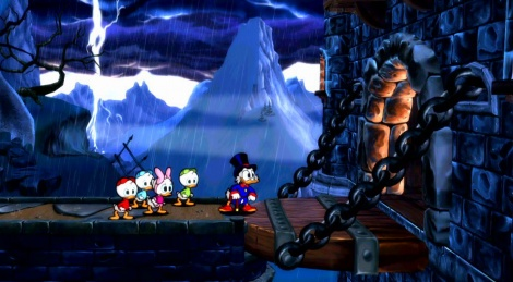 Our videos of DuckTales Remastered