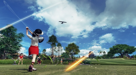 Our videos of Everybody's Golf