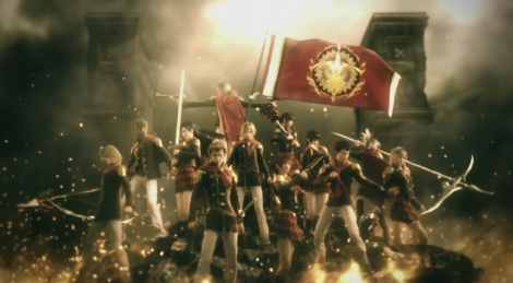 Our videos of FF Type-0 HD