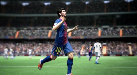 Our videos of FIFA 13