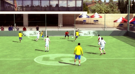 Our videos of Fifa Street