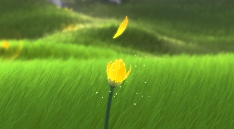 Our videos of Flower on the PS4