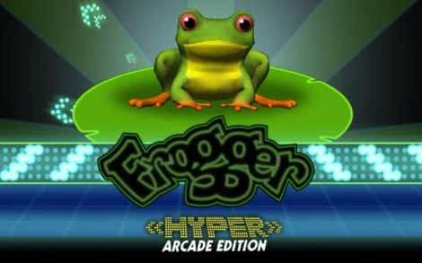 Our videos of Frogger