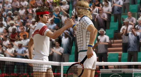 Our videos of Grand Slam Tennis 2