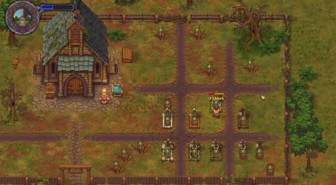 Our videos of Graveyard Keeper