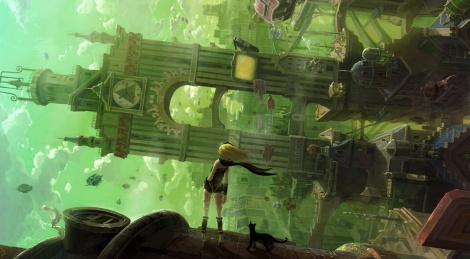 Our videos of Gravity Rush