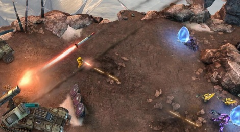 Our videos of Halo: Spartan Assault