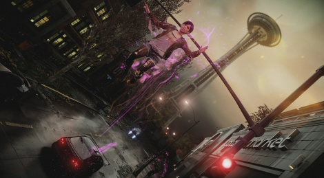 Our videos of inFAMOUS First Light