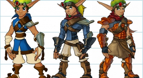 Our videos of Jak & Daxter HD