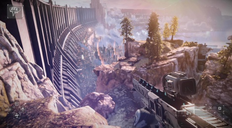 Our videos of Killzone Shadow Fall