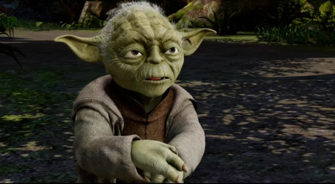 Our videos of Kinect Star Wars