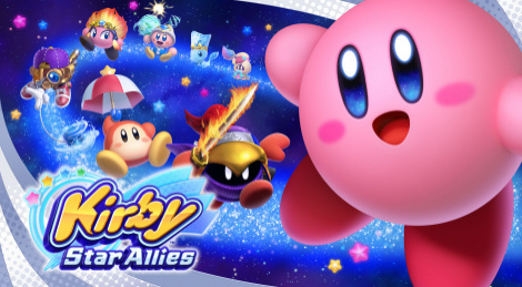 Our videos of Kirby Star Allies