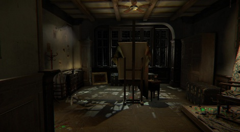 Our videos of Layers of Fear