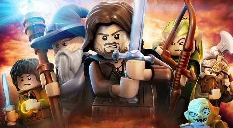 Our videos of Lego LOTR