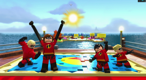 Our videos of Lego The Incredibles