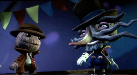 Our videos of LittleBigPlanet Vita