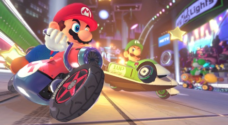 Our videos of Mario Kart 8