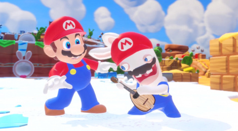 Our videos of Mario + Rabbids Kingdom Battle