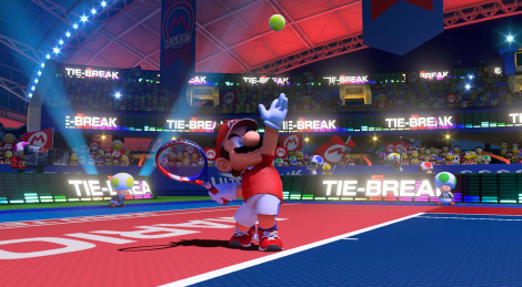 Our videos of Mario Tennis Aces