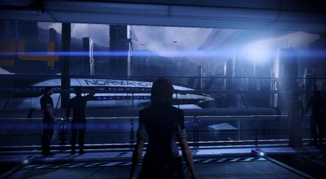 Our videos of Mass Effect 3