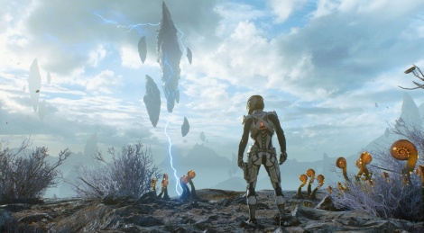 Our videos of Mass Effect Andromeda