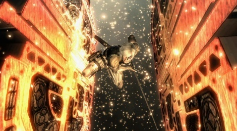 Our videos of Metal Gear Rising