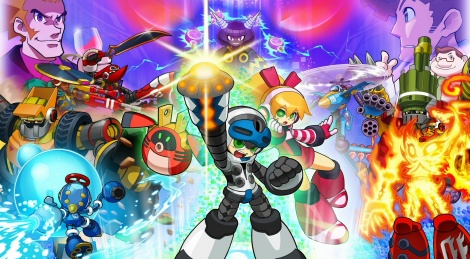 Our videos of Mighty No. 9