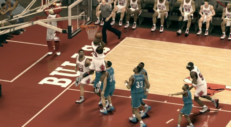 Our videos of NBA 2K12