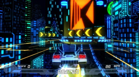 Free games for the New Year Nitronic Rush