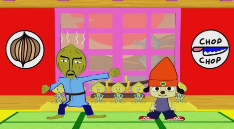 Our videos of PaRappa The Rapper