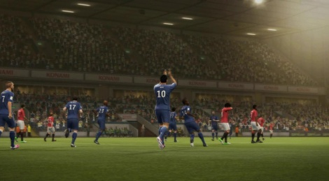 Our videos of PES 2013