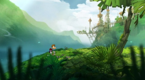 Our videos of Rayman Origins Vita