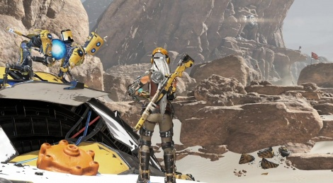 Our videos of ReCore