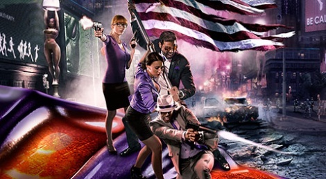 Our videos of Saints Row IV
