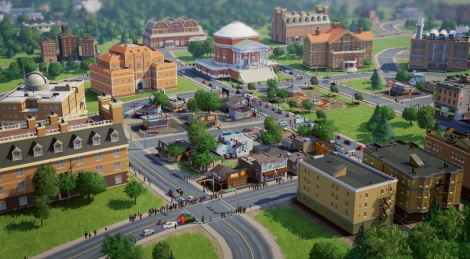 Our videos of SimCity