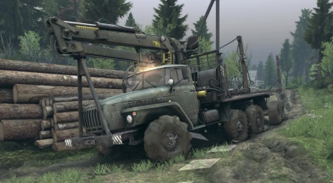 Our videos of Spintires