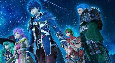 Our videos of Star Ocean 5