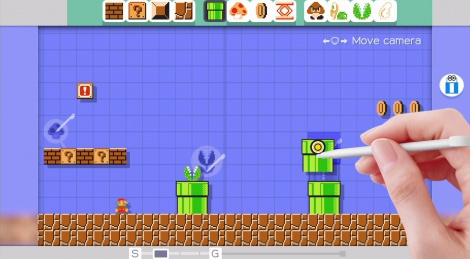Our videos of Super Mario Maker