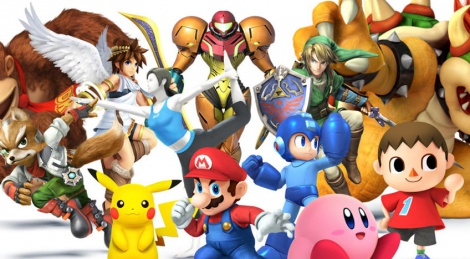 Our videos of Super Smash Bros. 3DS