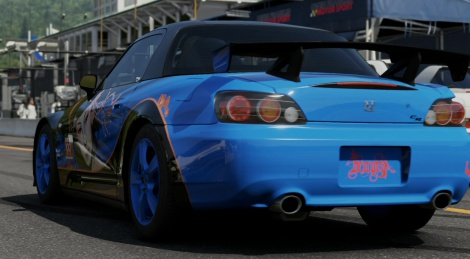 Our videos of the Forza 6 demo