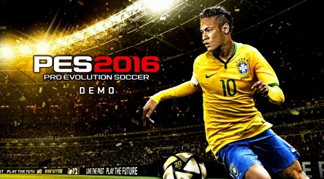 Our videos of the PES 2016 demo