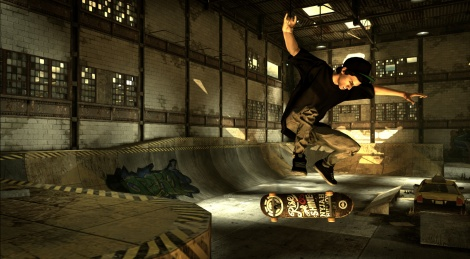 Our videos of Tony Hawk's Pro Skater