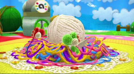 Our videos of Yoshi's Woolly World