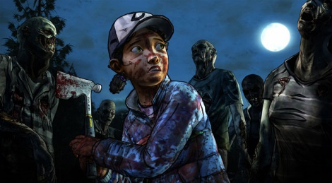 Our X1 videos of The Walking Dead S2