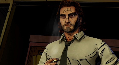 Our X1 videos of The Wolf Among Us